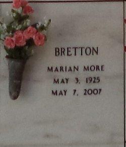 Marian Elizabeth <i>More</i> Bretton