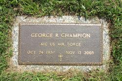 George R. Champion