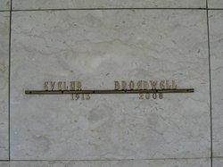 Evelyn Lorena <i>Bramlett</i> Broadwell