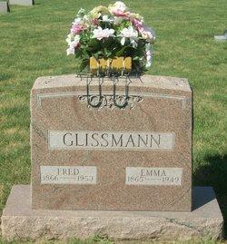 Emma <i>Rathjens</i> Glissmann