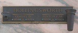 Fenton Eugene Hollingsworth, Sr