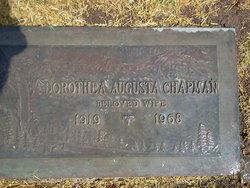 Dorothea Mansei <i>Manke</i> Chapman