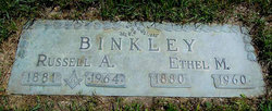 Ethel May <i>Keith</i> Binkley