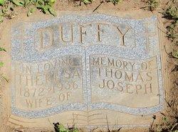 Thomas Joseph Duffy