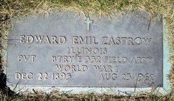 Edward Emil Zastrow