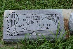 Rev George C. Clinton