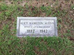 Alice <i>Hamilton</i> Austin