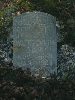 Walter Clinton Ball