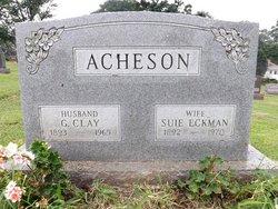 Suie <i>Eckman</i> Acheson