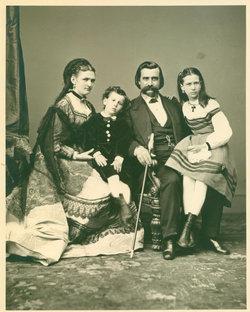 Mary Simmerson <i>Cunningham</i> Logan