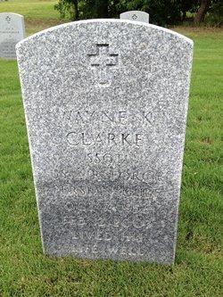Wayne Kevin Clarke