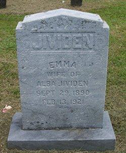 Emma <i>Bane</i> Jividen