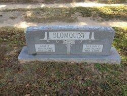 Lillian Ruth <i>Hill</i> Blomquist