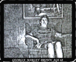 Georgia Sara Melinda <i>Marley</i> Brown