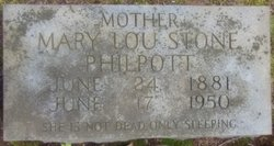 Mary Lou <i>Stone</i> Philpott