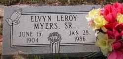 Elvyn Leroy Myers, Sr