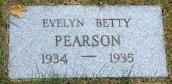 Evelyn Betty Pearson