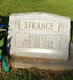 Robert Strange