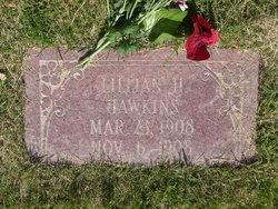 Lillian Hardy Hawkins