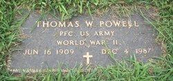 Thomas Ward Allen Powell, Sr