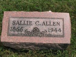 Sallie Ford <i>Christie</i> Allen