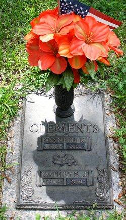 Kathryn Jane Clements
