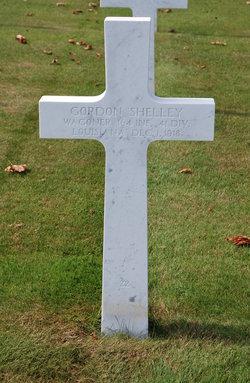 WAGR Gordon Shelley