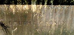 Edith E. <i>Day</i> Crosby