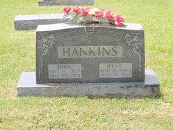 Emma Irene <i>Audas</i> Hankins