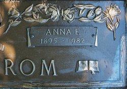 Anna E. <i>Lind</i> Beckstrom