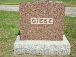 Emma <i>Ott</i> Giese