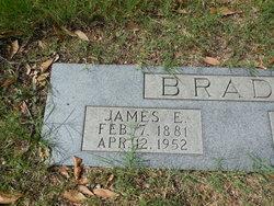 James E Brady
