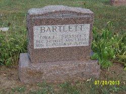 Cora Ellen <i>Dodds</i> Bartlett