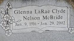 Glenna LaRay <i>Clyde</i> McBride
