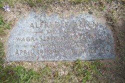 Alfred F. Allen