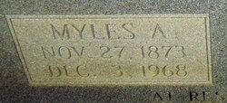Miles Albert Bennett