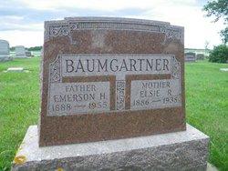 Elsie Ruth <i>Vogel</i> Baumgartner