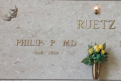 Dr Philip Peter Ruetz