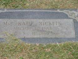 Tina Katie <i>Zielke</i> Nickels