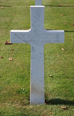 Thomas William Dempster