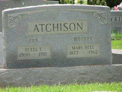 Mary Bell <i>Bradley</i> Atchison