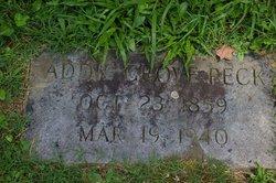 Adaline E. Addie <i>Grove</i> Peck
