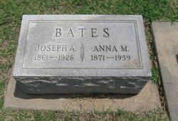 Anna M. <i>Courtney</i> Bates