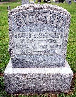 Lydia Jane <i>Brownfield</i> Stewart
