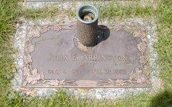 Julia Elizabeth <i>Harden</i> Arrington