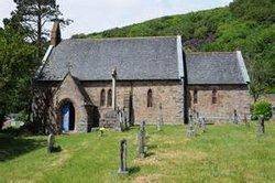 St Bride's Episcopal Church Graveyard