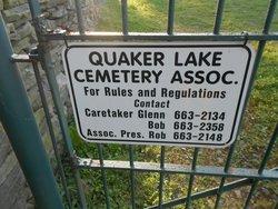 Quaker Lake Cemetery