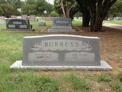 Capt Eugene V. Burress