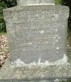 Margaret A. <i>Roberts</i> Boknecht