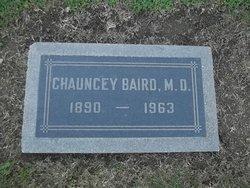 Dr Chauncey Baird